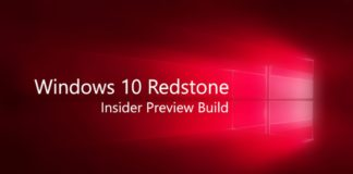 Windows 10 Insider build 14366 ISO for Slow Ring