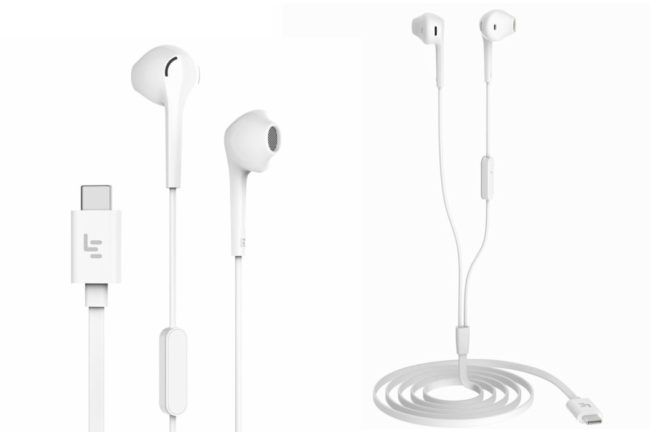 LEECO USB TYPE-C HEADPHONE