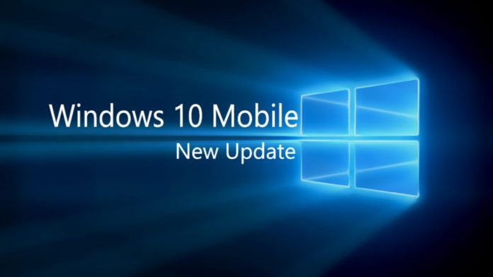 Mobile Insider build 10586.338