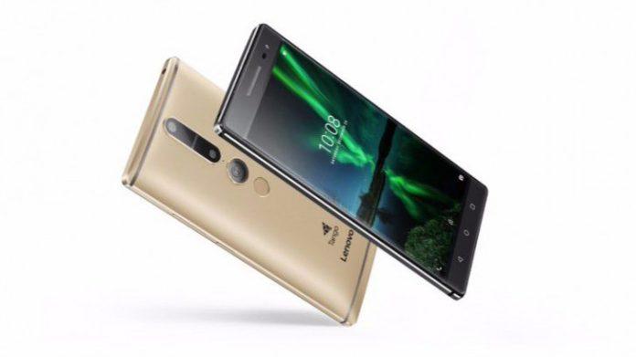Moto Z, Moto Z Force, and Phab 2 Pro Google Tango Phone