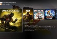 PS4 game store new UI PS4 Game Store updated