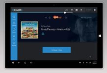 SiriusXM app for Windows 10 PC