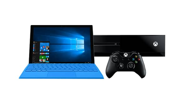 Surface-Xbox