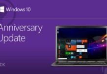 Windows 10 Anniversary SDK Preview Build 14366