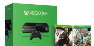 Xbox One 500GB Console at $189