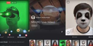 Facebook Live to offer Snapchat-like filters