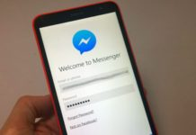 facebook messenger beta for Windows phone
