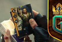 The Witcher 3 card game Gwent Beta