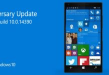Anniversary Update RTM build 10.0.14390