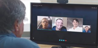Free Skype Meetings video call