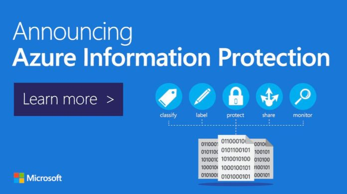 Azure Information Protection Public Preview