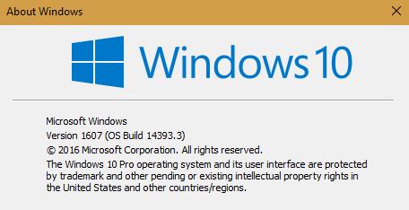 KB3176925 build 10.0.14393.3