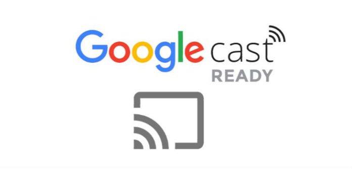 Google Native Cast