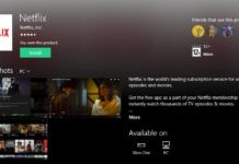 Netflix, Baconit, and Huluapps arrives on XBox One Preview