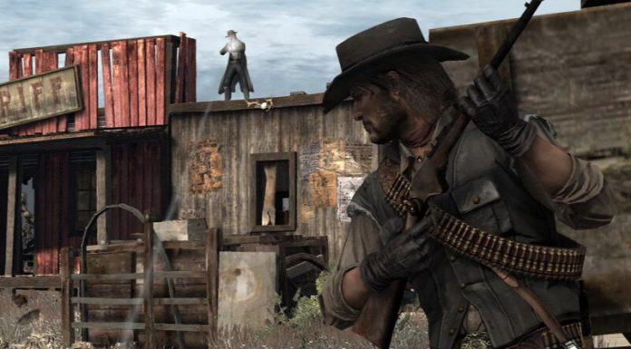 Red Dead Redemption on Xbox One