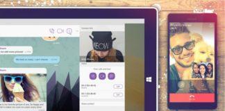 Viber UWP app