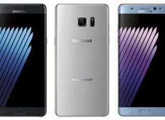 Galaxy Note 7 battery issue Samsung Note7 leaked