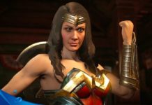 Wonder Woman and Blue Beetle coming to Injustice 2
