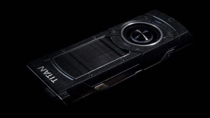 Nvidia GeForce TITAN X