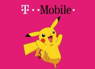 T-Mobile is offering full year unlimited data for Pokemon Go game