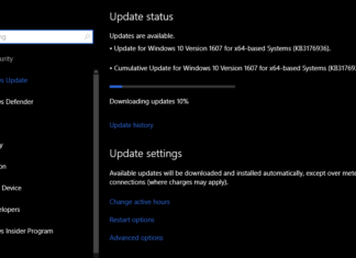 KB3176936 Microsoft rolling out update KB3176936 and KB3176934 build 14393.82 and mobile (10.0.14393.82) f