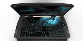 Acer predator 21 X Laptop