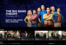 CBS All Access app for Xbox One