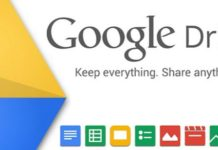 google drive new update