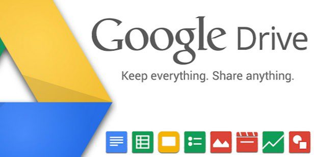 google drive new update
