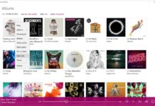 Groove Music Version 3.6.2386.0
