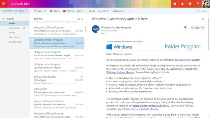 New Outlook.com New Outlook upgrade delayed
