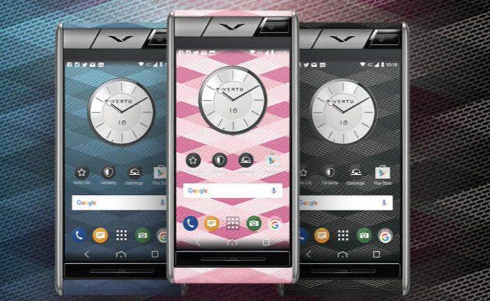 Vertu cheapest smartphones announced