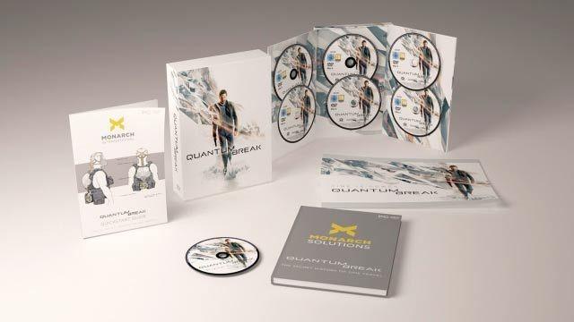 Quantum Break releasing to Steam