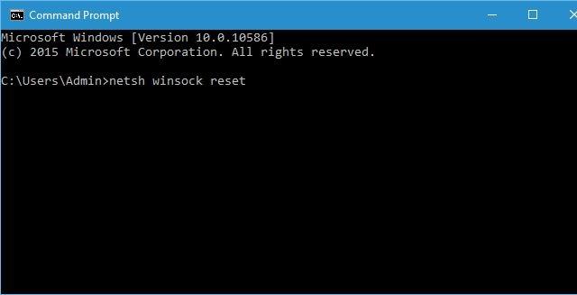 Windows-10-cmd-netsh-winsock-reset