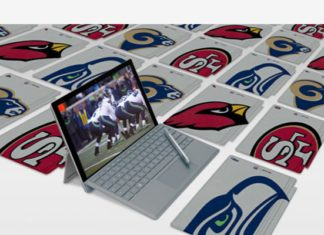 NFL Type Covers