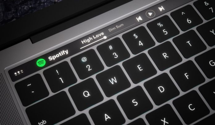 MacBooks OLED touch-panel MacBooks Touch ID power button New MacBooks will feature Touch ID power button, OLED touch-panel