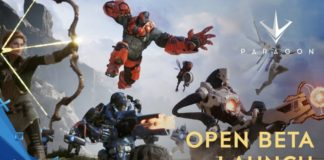 Paragon Open Beta on PS4 released as Play for Free