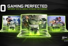 Nvidia GTX 1080, 1070 and GTX 1060 for Notebooks announced