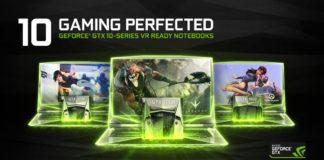 Nvidia GTX 1080, 1070 and GTX 1060 for Notebooks announced