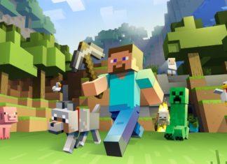 Minecraft Minecraft Update 1.55 for PS4