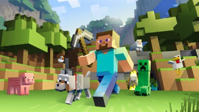 Minecraft Minecraft Update 1.55 for PS4