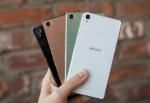 Leaked New LG V20 and Sony Xperia X Compact images No Android 7.0 Nougat for Sony Xperia Z3