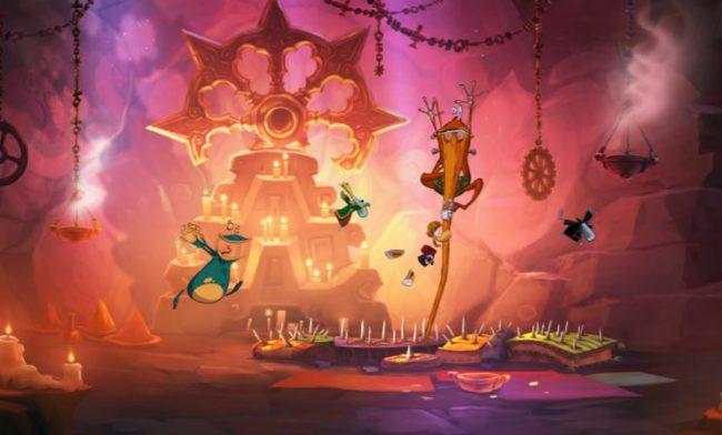 free Rayman origins