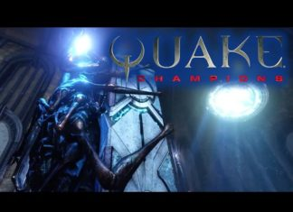 Quake Champions Gameplay