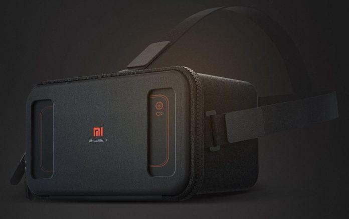 Mi VR headset