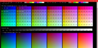 Windows Console gets 24bit color support