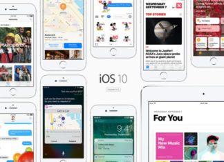 Apple iOS 10 upgrade