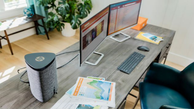 HP Pavilion Wave and Elite Slice PCs (5)