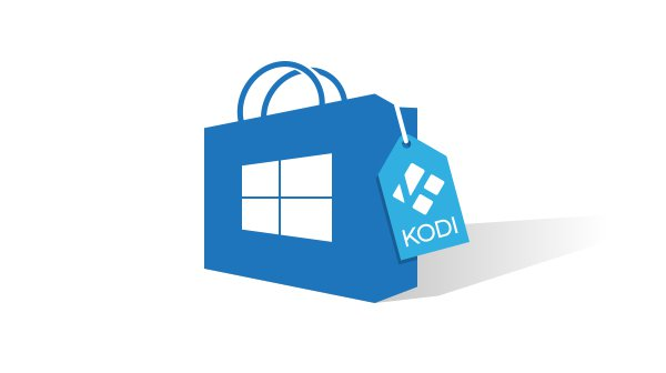 Kodi UWP app