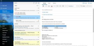 Mail and Calendar apps Outlook Mail & Calendar apps version 17.7369.40418.0